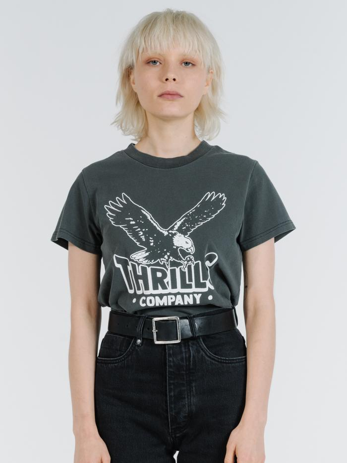 Talons Band Tee - Merch Black