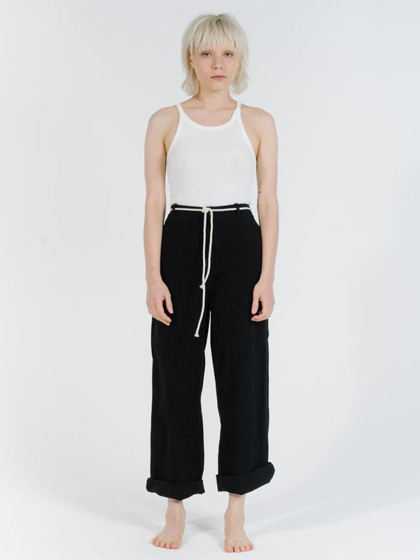Foundry Slouch Pant - Black