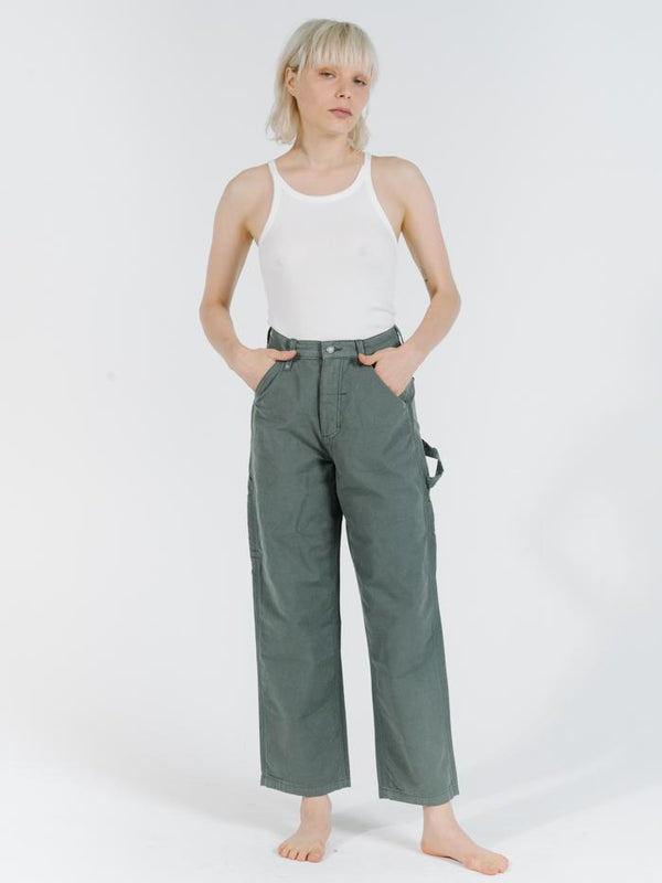 Carpenter Pant - Lume Green