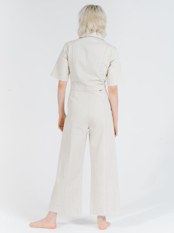 Painter Coverall - Vintage Bone