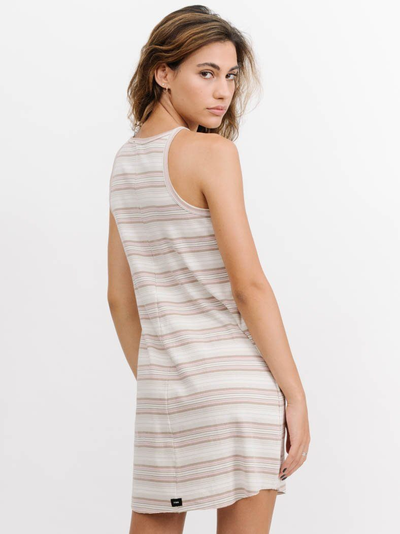 Topanga Tank Dress - Stripe