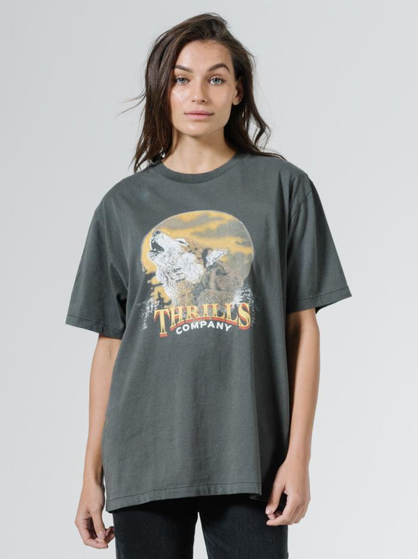 Howling Moon Merch Tee - Merch Black