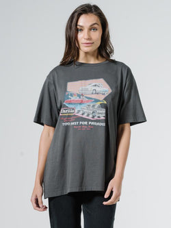 Speedsters Merch Tee - Merch Black