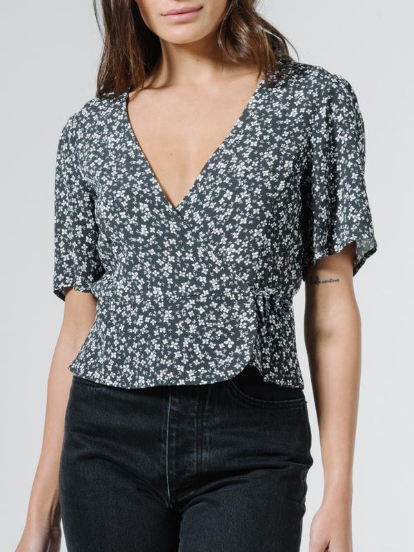 Acacia Blouse - Black