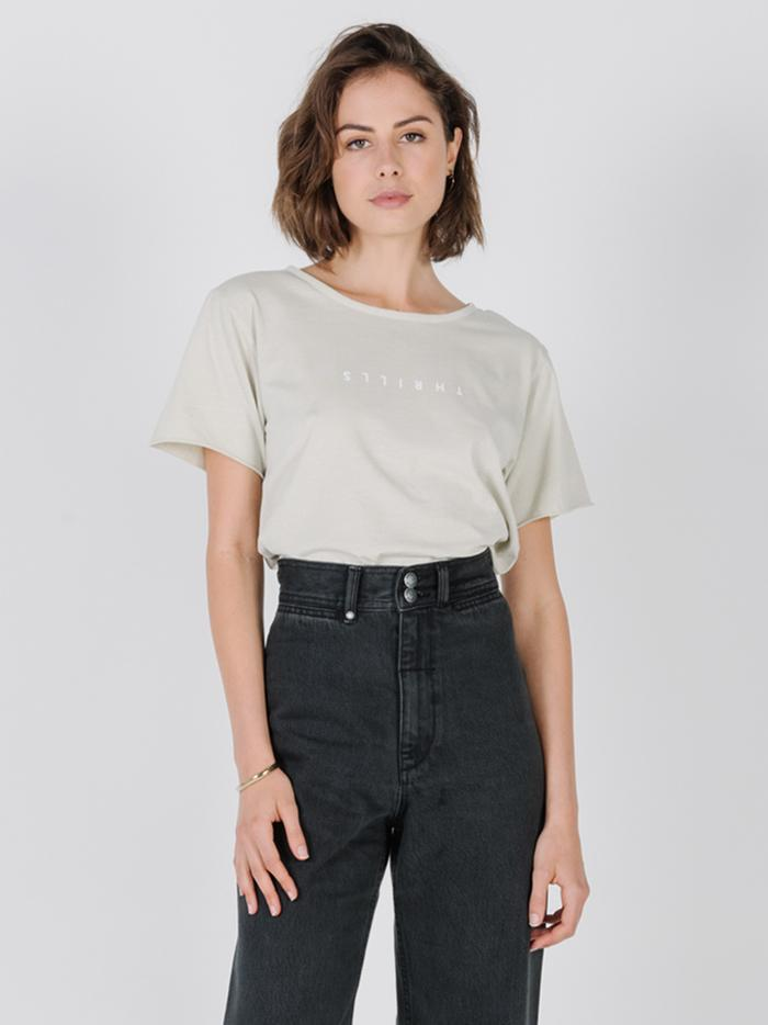 Minimal Thrills Loose Fit Tee - Peyote