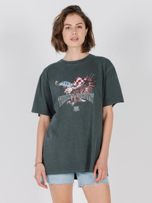 Thrills Union Merch Tee - Merch Black