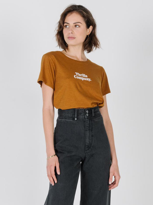 Strength Band Tee - Bronze