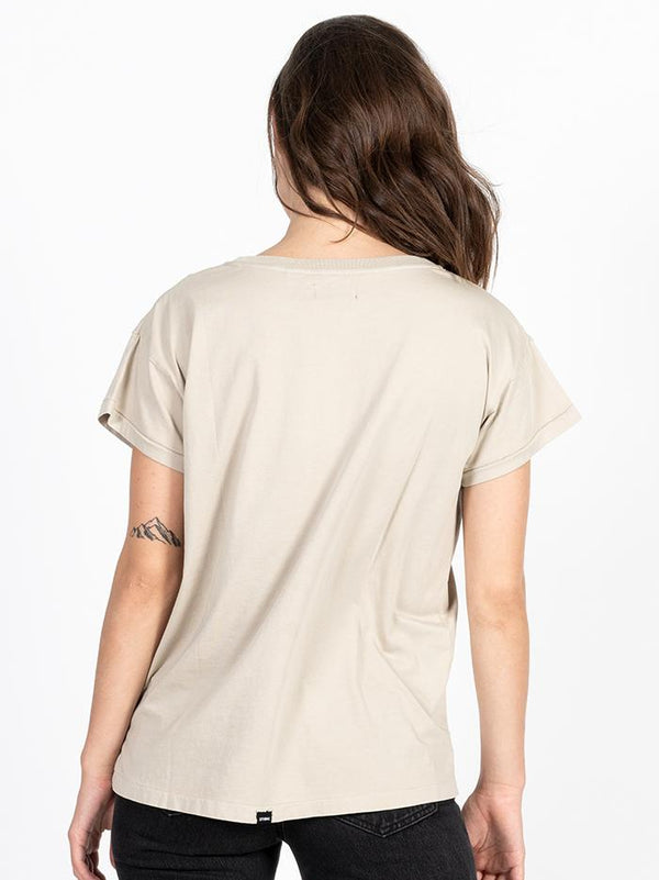 Traveller Boyfriend Tee - Peyote
