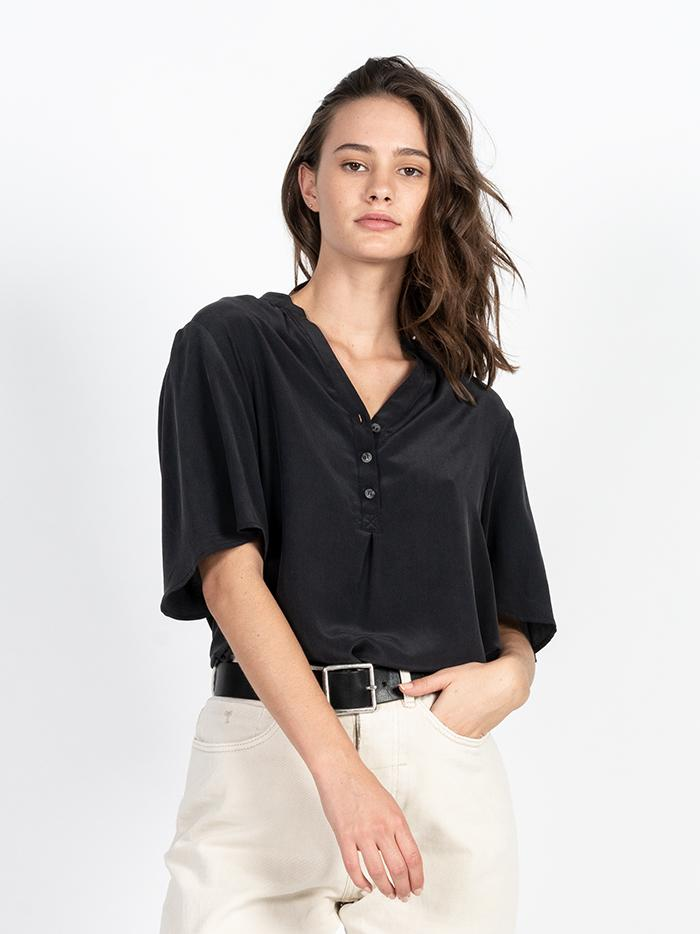 Primal Blouse - Faded Black