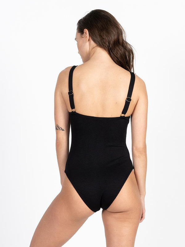 Minimal Thrills One Piece - Merch Black
