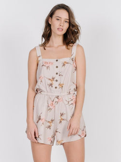 Paradise Born Playsuit - Peyote