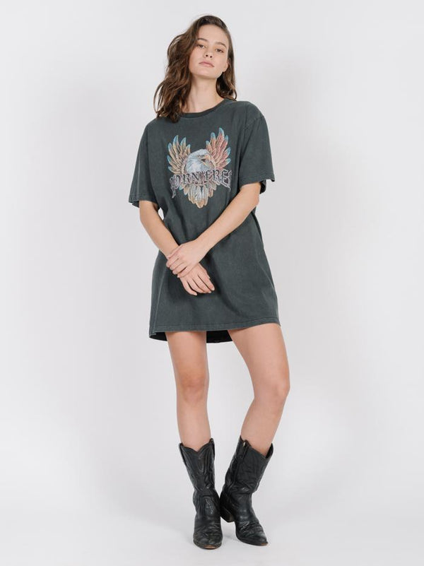 Dream Weaver Merch Dress - Merch Black