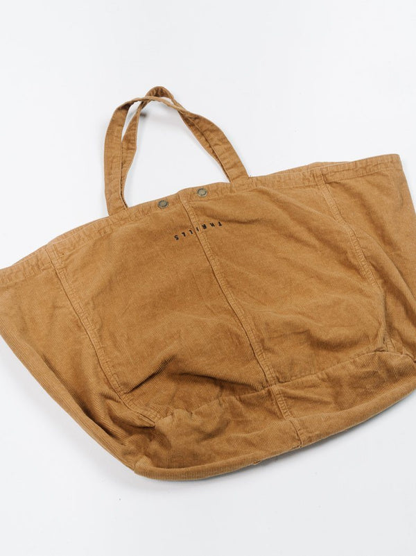 Patti Tote - Golden Brown