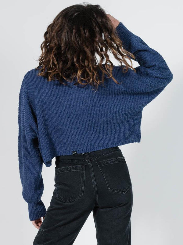 Skye Knit - Flight Blue