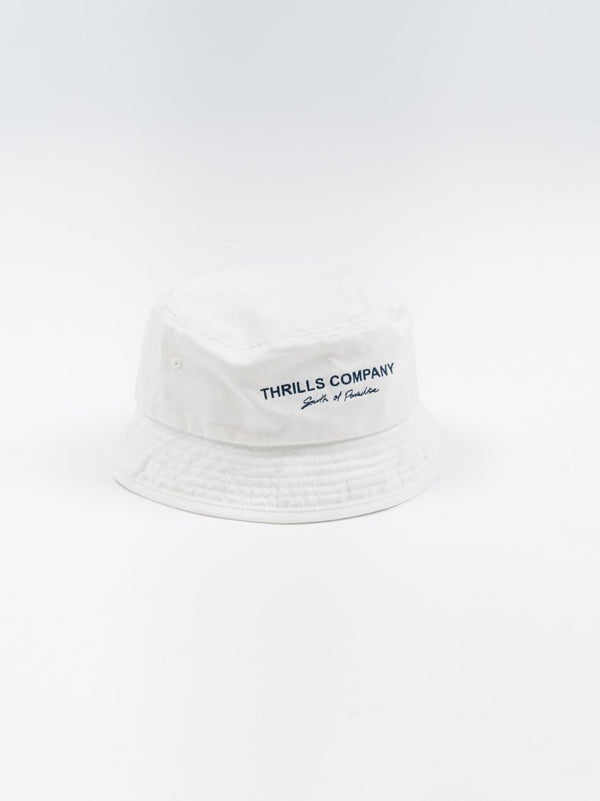 Cardinal Bucket Hat - Dirty White