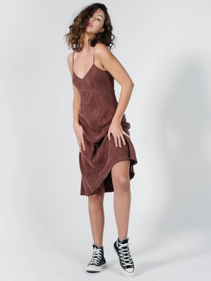 Endless Dress - Brown