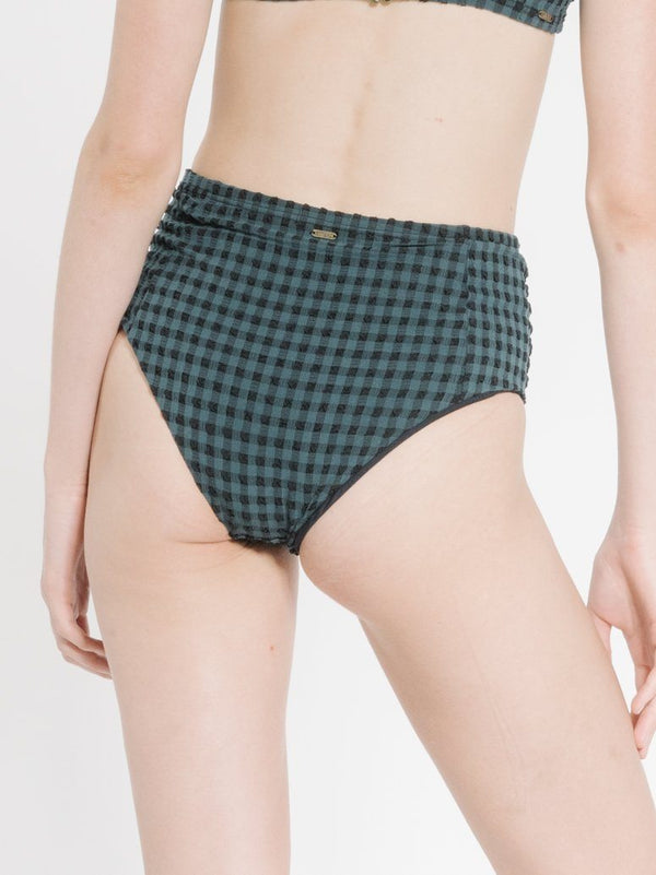 Georgie High Waist Bottom - Pine