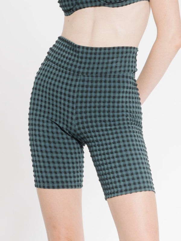 Georgie Bike Short - Pine