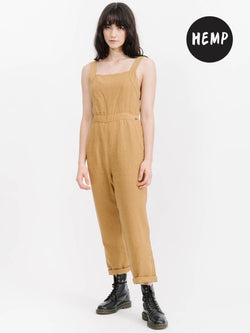 Sundown Jumpsuit - Golden Yellow