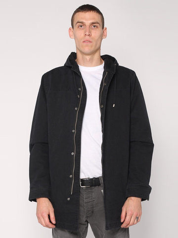 Army Trench - Black - THRILLS CO - 1