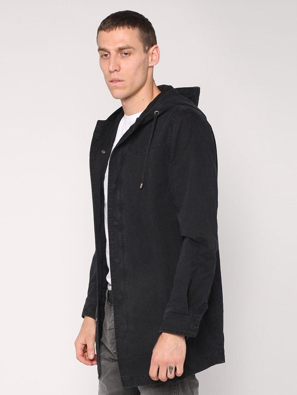 Army Trench - Black - THRILLS CO - 2