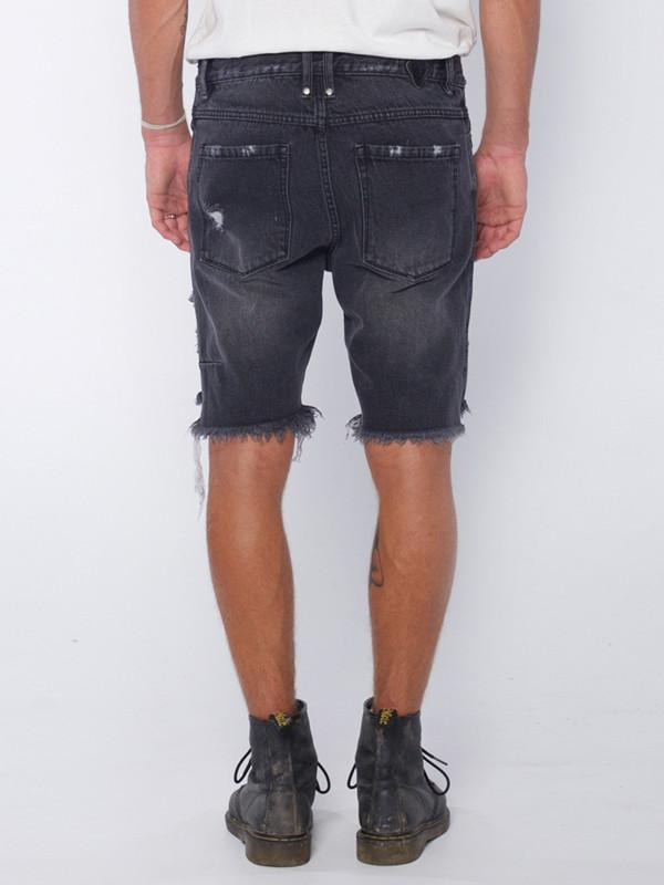 Destroy Buzzcut Short - Highway Black - THRILLS CO - 3