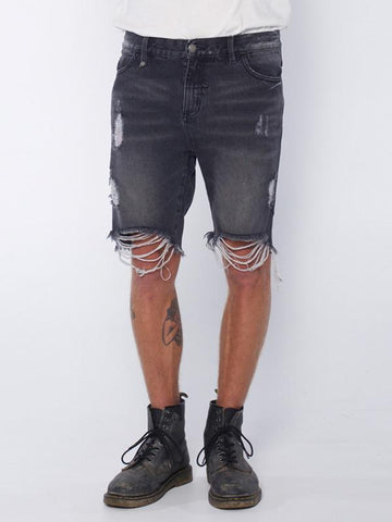 Destroy Buzzcut Short - Highway Black - THRILLS CO - 1