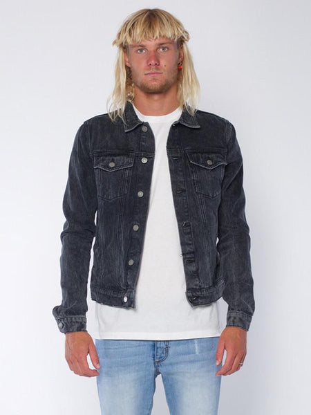 Destroy Wanderer Jacket - Highway Black - THRILLS CO - 1