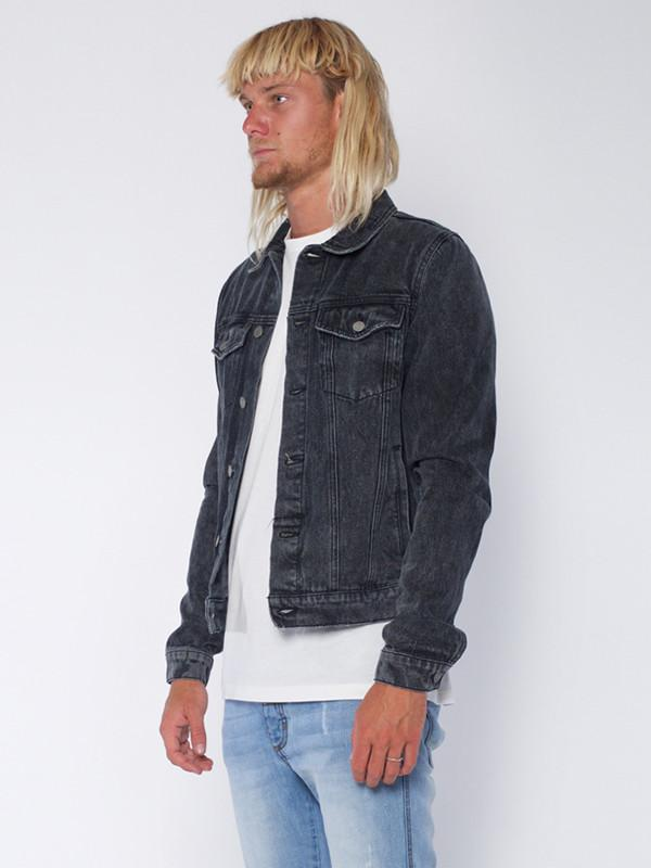 Destroy Wanderer Jacket - Highway Black - THRILLS CO - 2