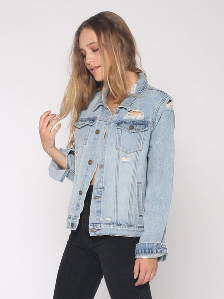 DREW JACKET - RECKLESS BLUE - THRILLS CO - 2