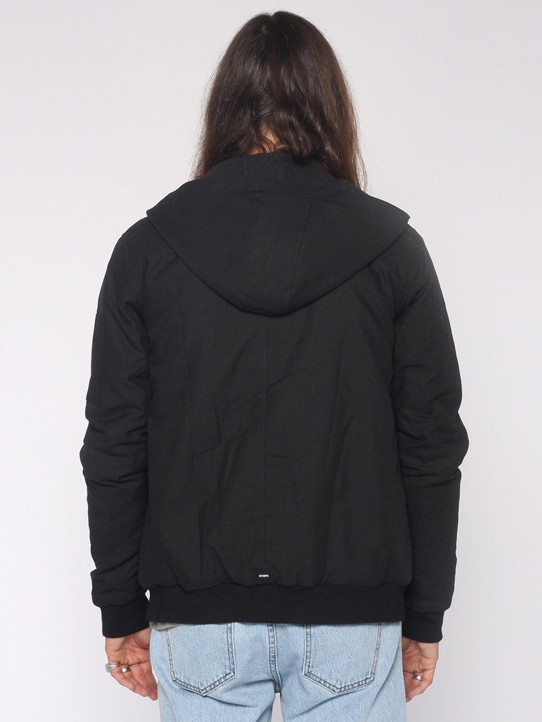 Hooded Bomber - Black - THRILLS CO - 3
