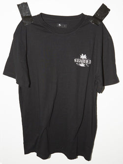 Jordi Palm Tee - Black - THRILLS CO - 1