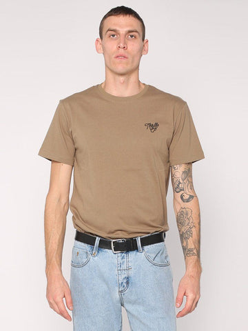 Script Thrills Co Tee - Army Green - THRILLS CO - 3