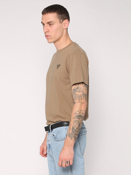 Script Thrills Co Tee - Army Green - THRILLS CO - 2
