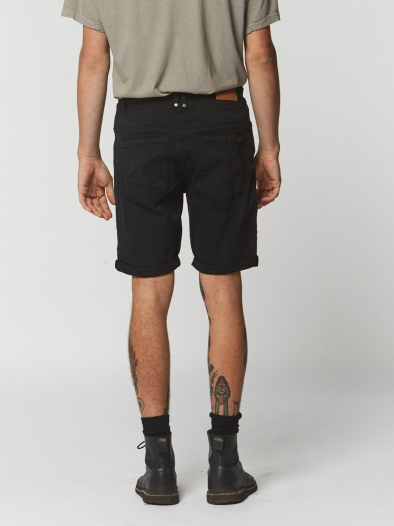 Destroy Sid Short - Faded Black