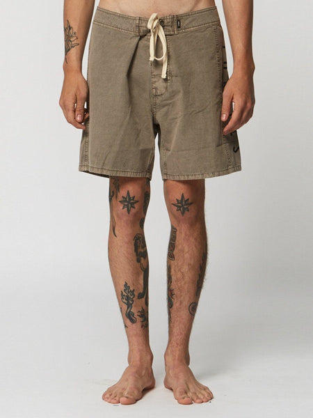 Thrills Classic Boardshort - Clay