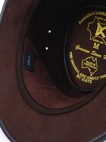 Bush Ranger Hat - Brown - THRILLS CO - 2