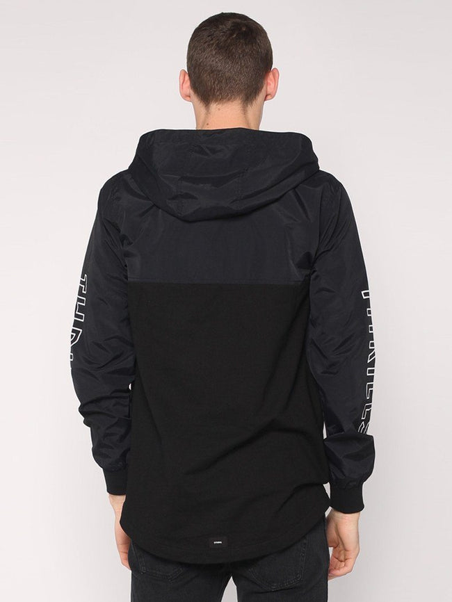 Thrills Parka - Black - THRILLS CO - 2
