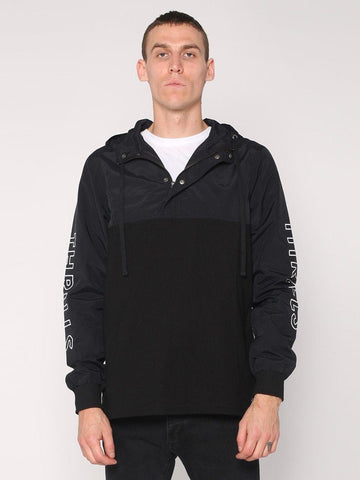 Thrills Parka - Black - THRILLS CO - 3