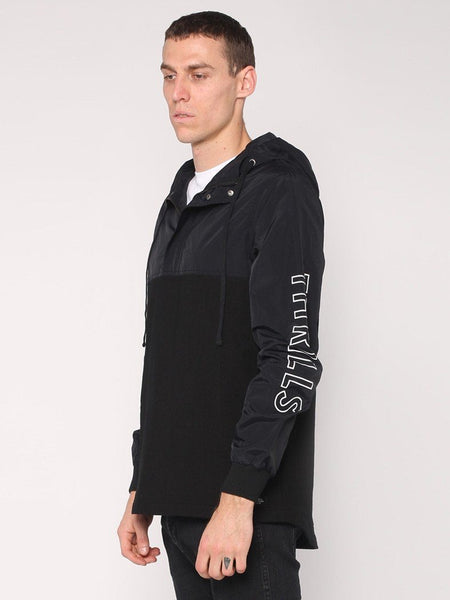 Thrills Parka - Black - THRILLS CO - 1