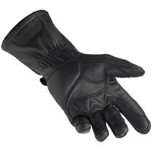 Gaunlet Gloves - Black