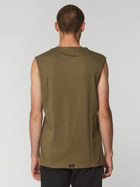 Uniform Muscle - Army Green