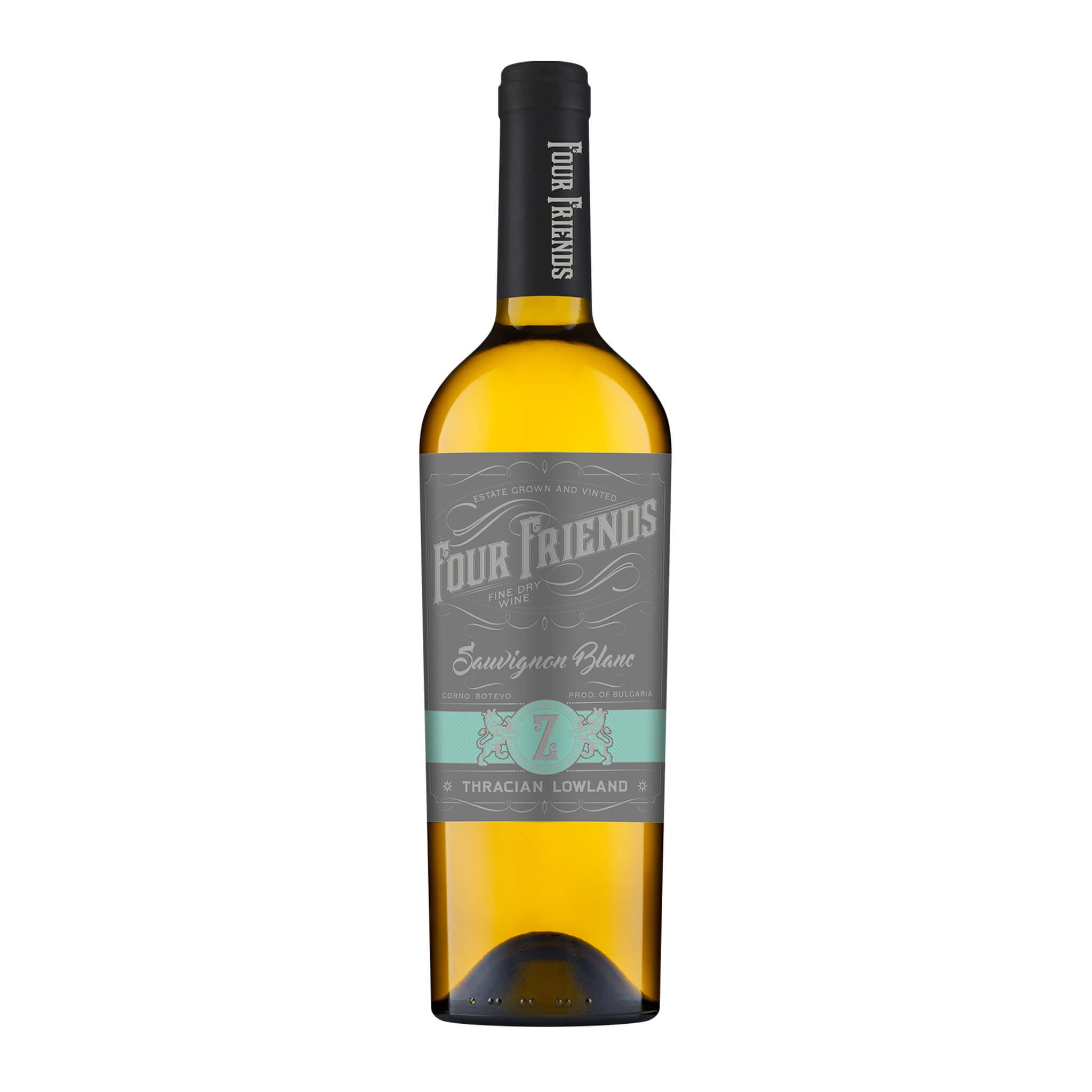 Four Friends Sauvignon Blanc 2019