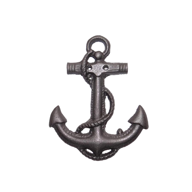 "7-1/2"" SEA ANCHOR - PEWTER"