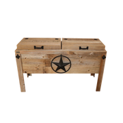 Double Cooler - Star w/ Rope - Black