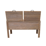 Rustic Double Coolers - Barbed Wire - HRCODB004B 3