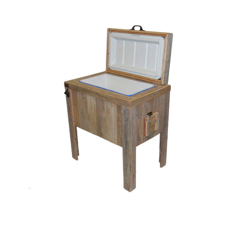 Rustic Cooler - Barbed Wire - hrcosi004b 3