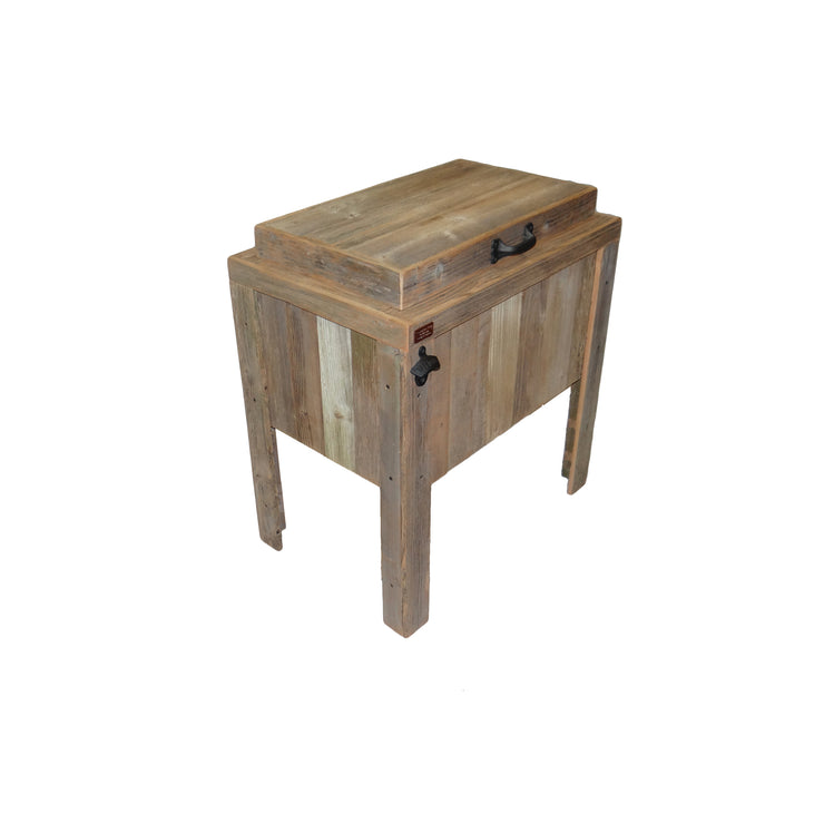 Rustic Cooler - Barbed Wire - hrcosi004b 5