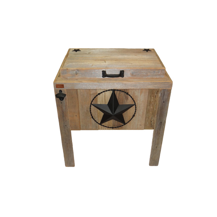 Rustic Cooler - Barbed Wire - hrcosi004b