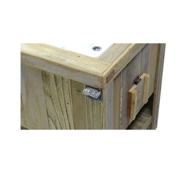 Yeti 65 Rustic Coolers for Outdoor Patios 6
